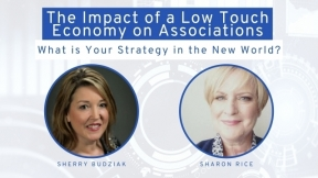 The Impact of a Low Touch Economy on Associations – What is Your Strategy in the New World?