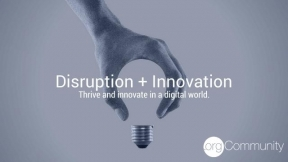 Kick Off - Industry Disruptions, Are You Ready?